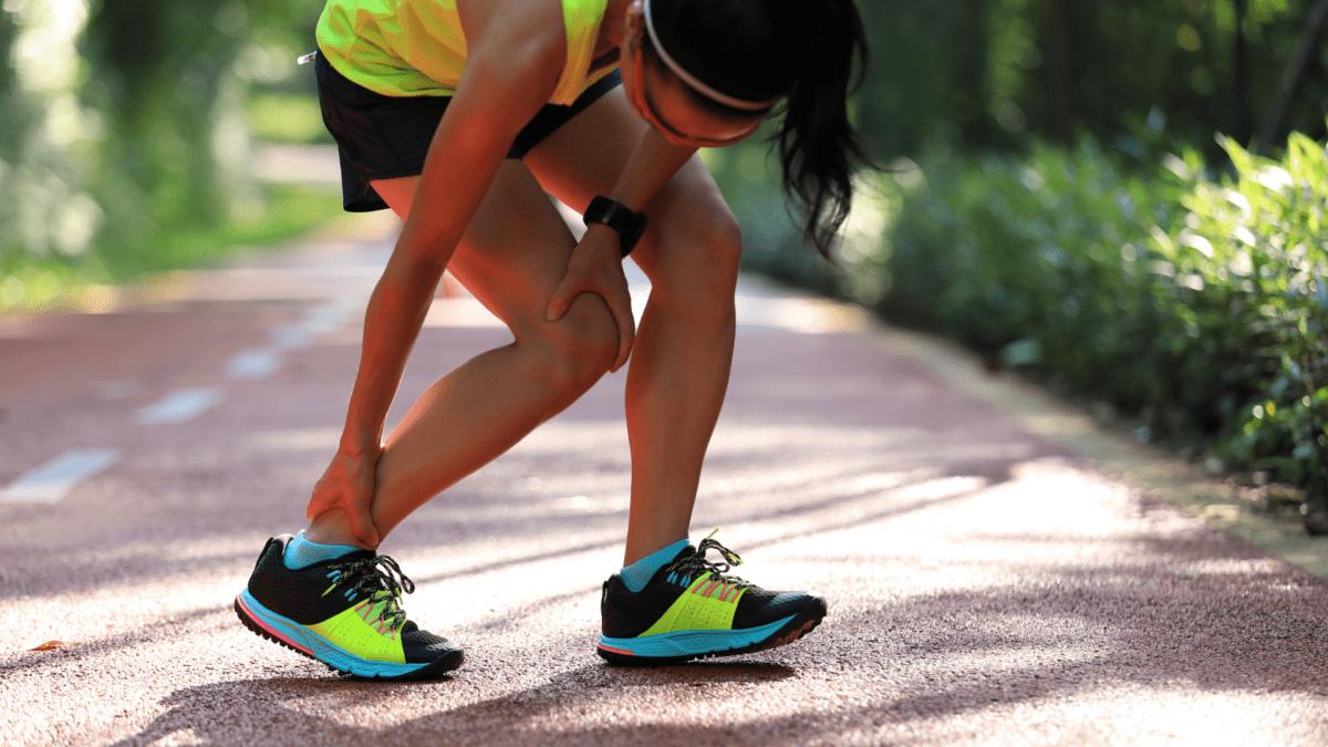 Running injury risk